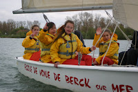 Des Stages Club Ecole De Voile De Berck Sur Mer