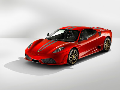 Ferrari 430 Scuderia 2008 is a special version upgraded from famous Ferrari