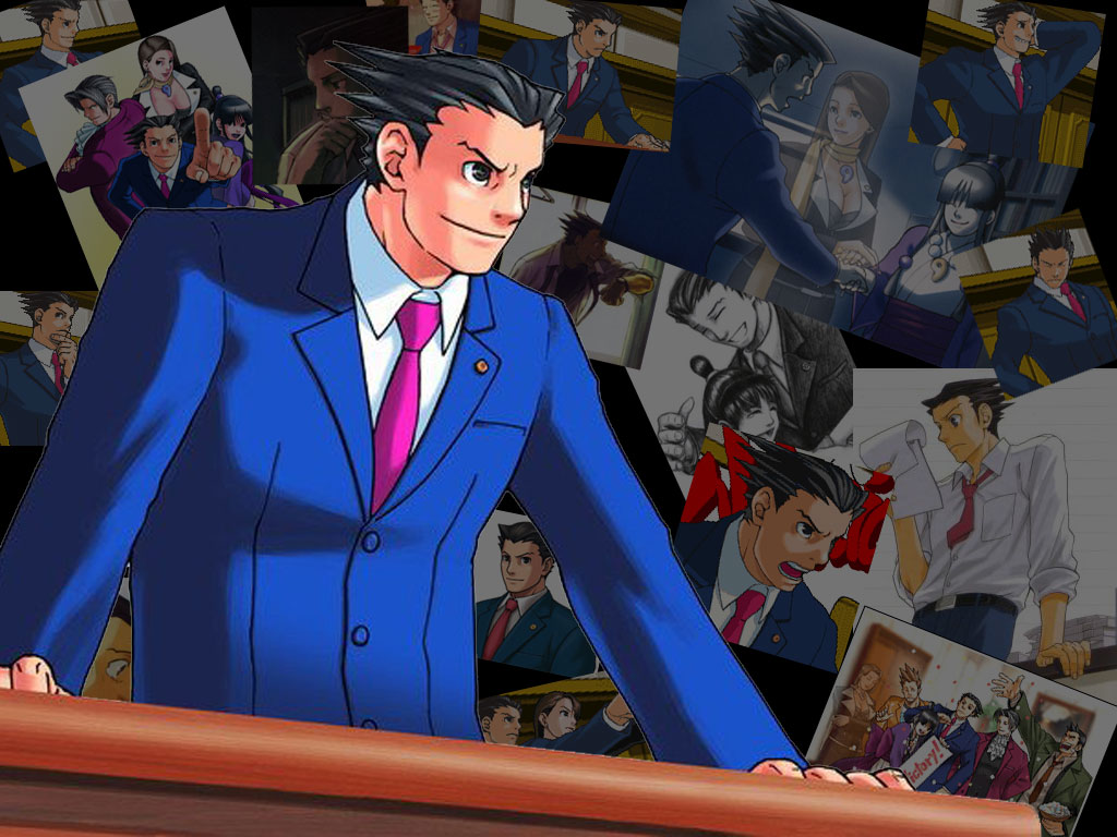 Phoenix Wright -  All For All!