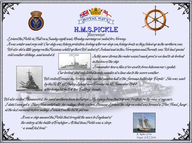 H.M.S.Pickle