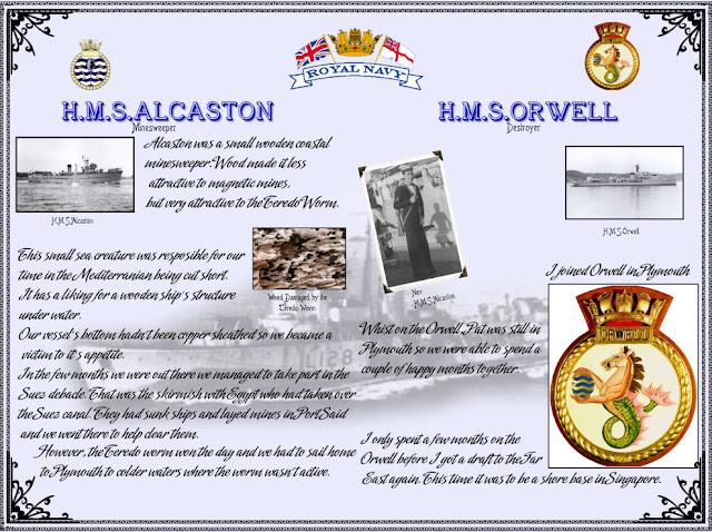 H.M.S.Alcaston~~~H.M.S.Orwell