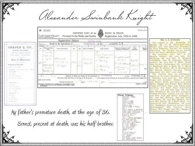 Death Cert of Nev's father, Alex