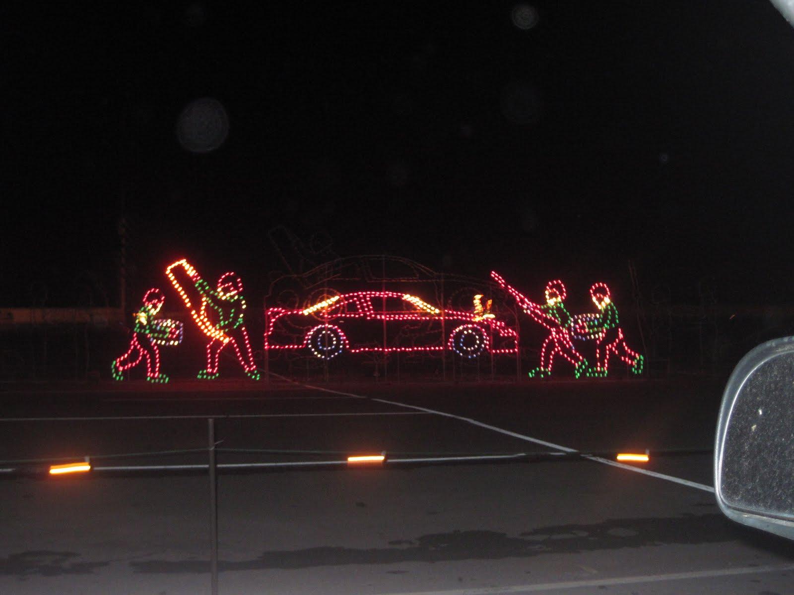 Bristol Motor Speedway Christmas Lights Impremedia Net