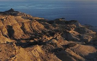 Reserve Punta Pirámides - Peninsula Valdes Geography