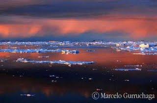 Nature and Adventure Photographer Antartica his last photo book