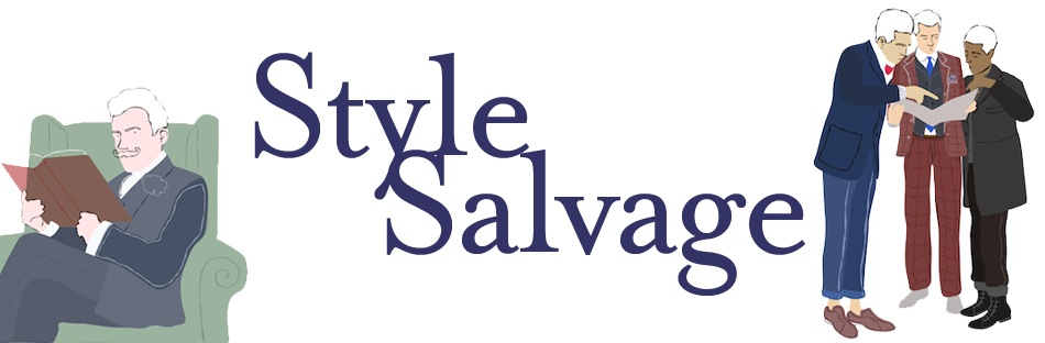 Style Salvage - A men's fashion and style blog.