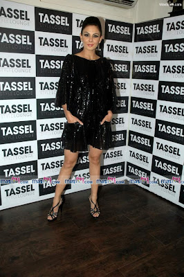 Models Launch Pics of Tassel Style   Lounge