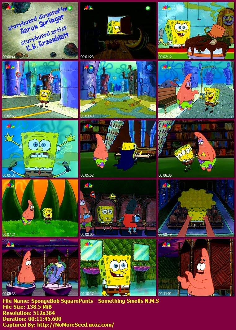 Μπομπ Σφουγγαράκης - Κάτι Μυρίζει - SpongeBob SquarePants -  Something Smells N.M.S. (ΜΕΤΑΓΛΩΤΤΙΣΜΕΝΟ ΣΤΑ ΕΛΛΗΝΙΚΑ) (STAR)