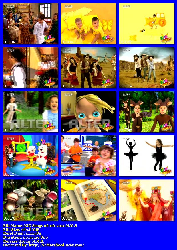KID Songs 06-06-2010 N.M.S (ALTER)