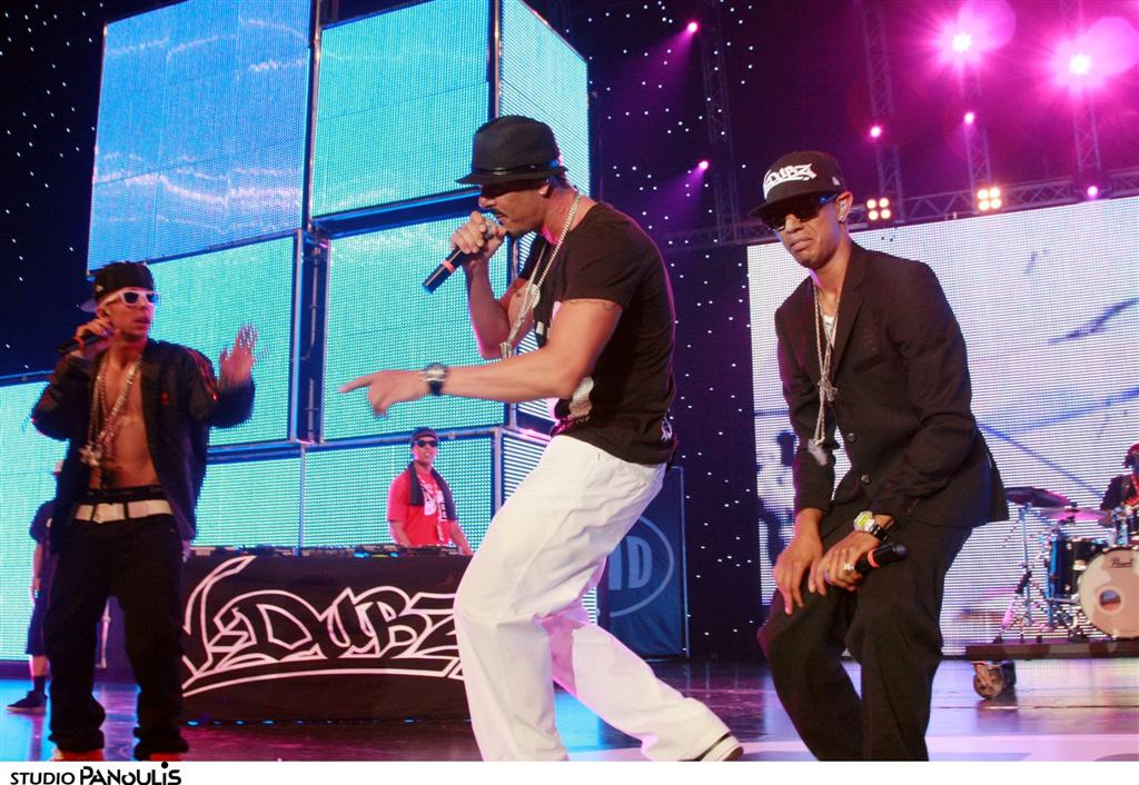MAD VIDEO MUSIC AWARDS 2010 N' DUBZ FEAT. NIVO - LET ME BE N.M.S. (ALPHA)