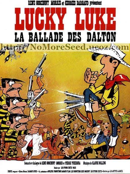 ΛΟΥΚΙ ΛΟΥΚ: Η ΜΠΑΛΑΝΤΑ ΤΩΝ ΝΤΑΛΤΟΝ - BALAD OF THE DALTONS (1978) (DVB-T) N.M.S (ΜΕΤΑΓΛΩΤΤΙΣΜΕΝΟ) (ALTER)
