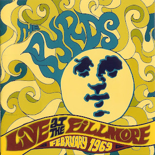THE BYRDS - Live At The Filmore - February 1969