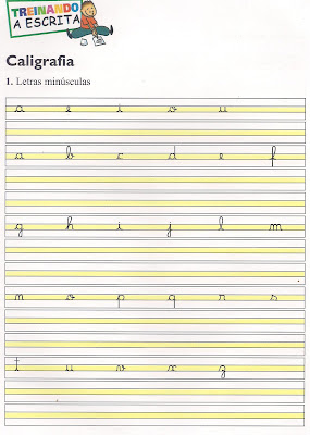 Folha De Exercicio Caligrafia Para Imprimir PTaxdyndns