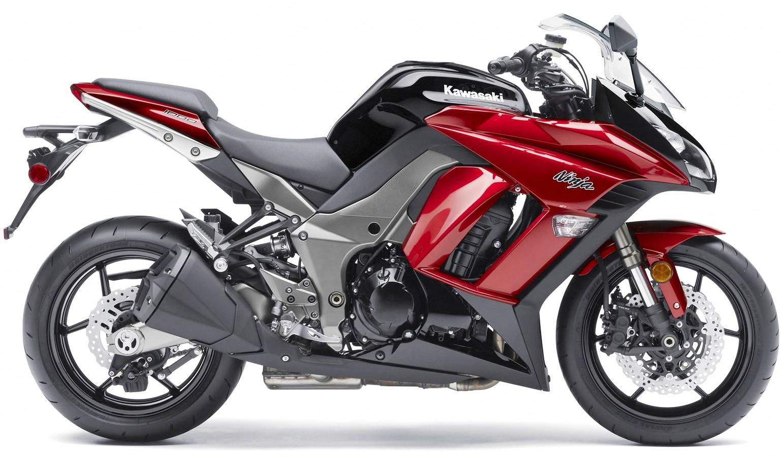 2011 Kawasaki Ninja 1000 First Ride Manual