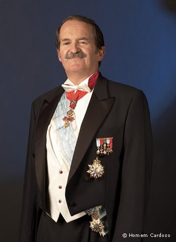 S.A.R. DOM DUARTE, 24º DUQUE DE BRAGANÇA, CHEFE DA CASA REAL PORTUGUESA