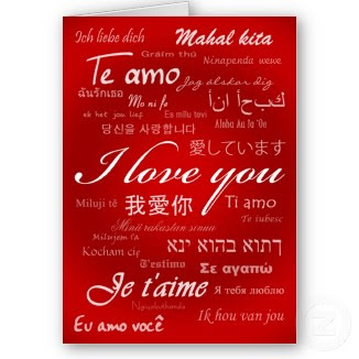 Love  Picture Spanish on Father Michael Denk S Blog  Homily  Love Languages