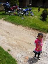 Sofía y las motos