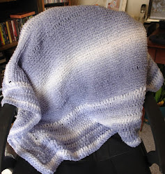 A Project Linus blanket