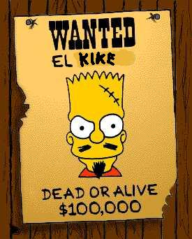 wanted el kike
