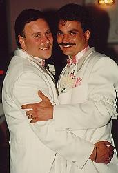 Tony and I