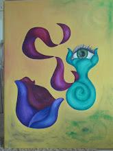 Tavlor jag målat