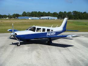 Our Plane - N424RM - a 1977 Piper Lance