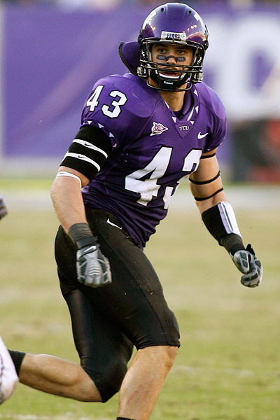 2010 Horned Frogs Preseason Preview Tank+Carder