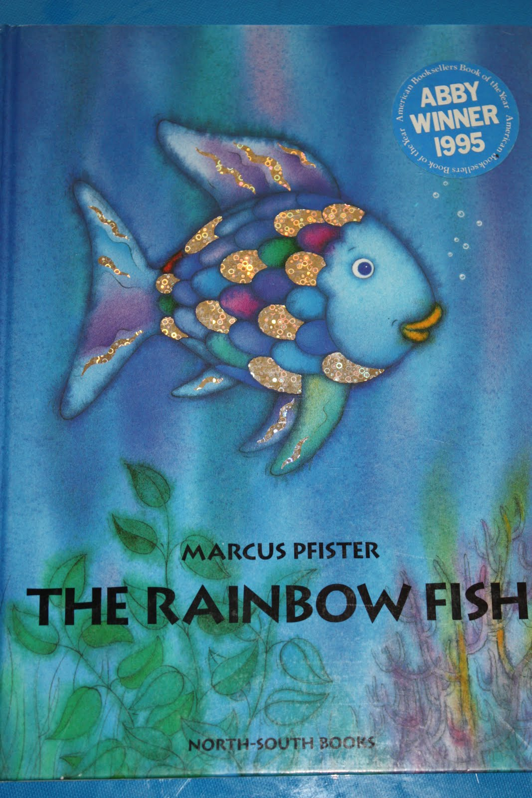 Sunshine preschool the rainbow fish for The rainbow fish