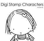 Digi Stamp Characters