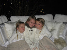 Mine tre prinsesser!