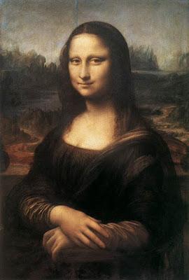 Da Vinci Leonardo Mona Lisa 1503 Louvre Paris - Polling 4 Cyber Shots Comp Nov 2010