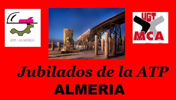 Jubilados de la ATP Almería