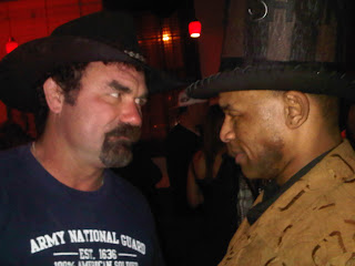 The don frye / shonie carter face off