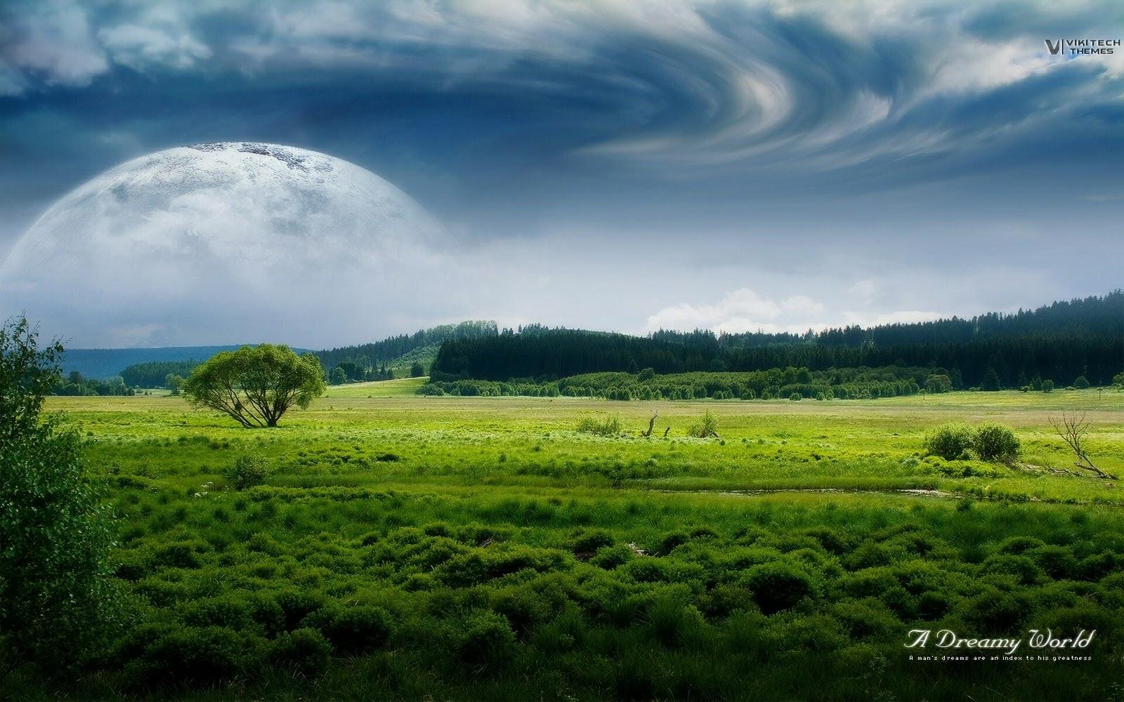 Paisajes y Planetas Imagenes HD - Elegantes Wallpapers (32)