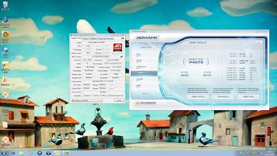 AMD Radeon HD6670 3DMark06 Vantage
