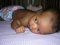 Marlie at 5 weeks