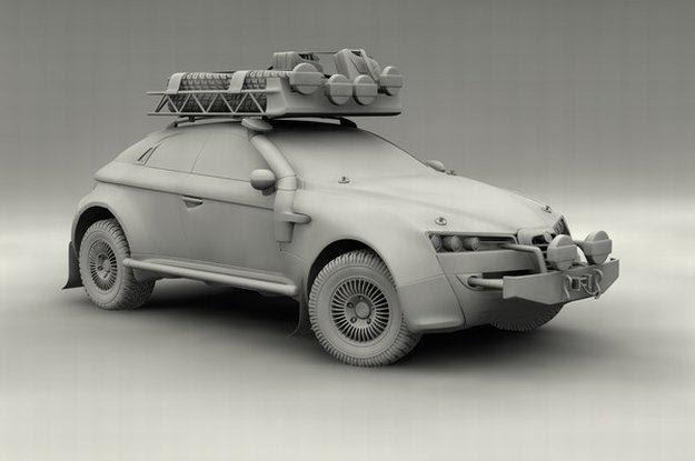 [Présentation] Le design par Alfa Romeo - Page 2 Untitled