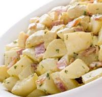 Salata germana cu cartofi