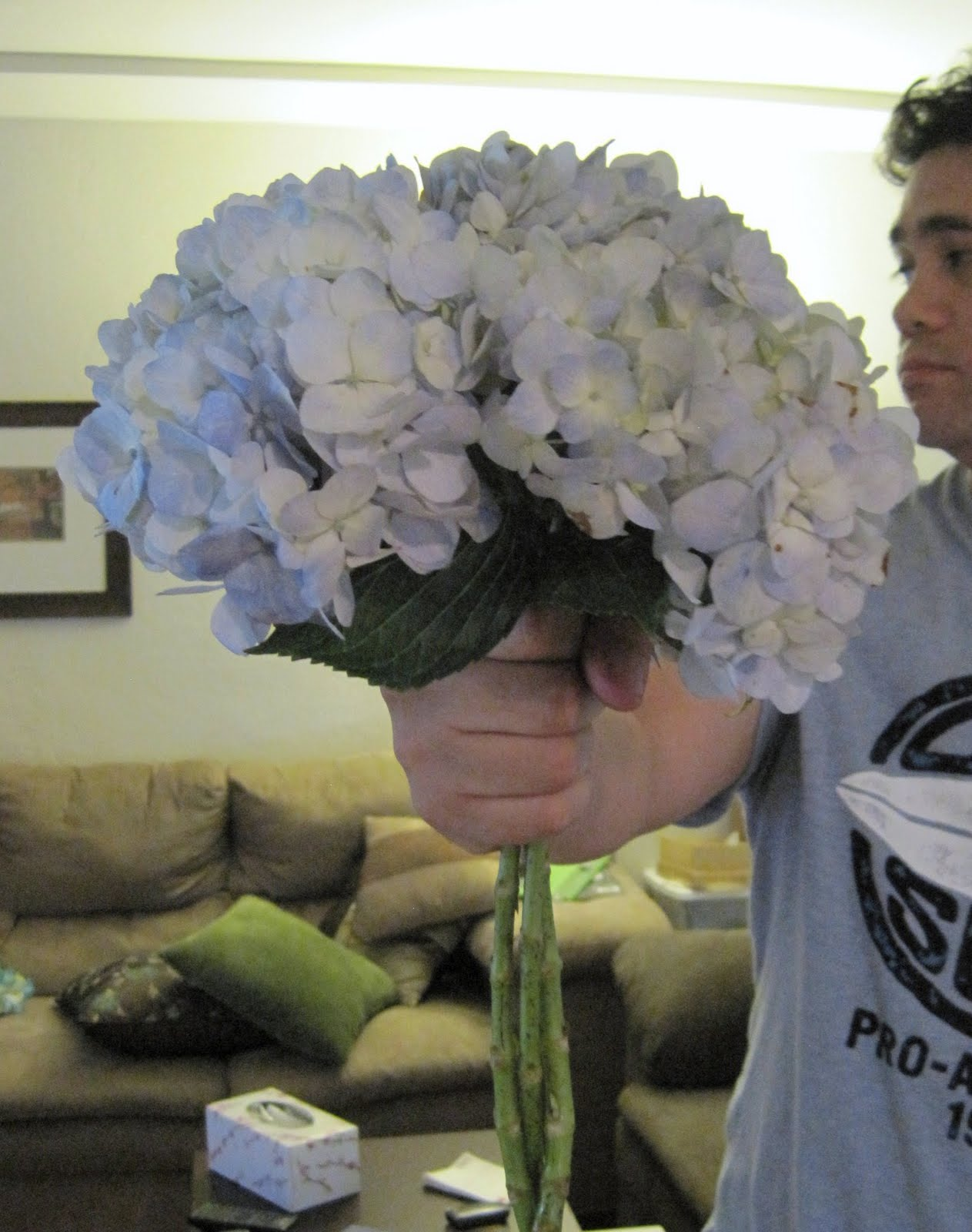 High tide or low wedding flowers take