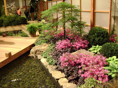 Asian Garden Design Ideas on Focus Was On Recycling And Eco Friendly Design  It Was The Japanese