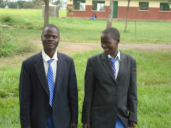Head Boy and Head Girl of Atanga SS