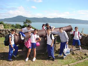 Conheça um pouco da História do Forte São José da Ponta Grossa