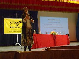 PALESTRA com ALÍCIA FERNANDEZ