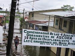Inundación Río Sucio