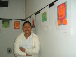 Exposición Centro Cultural Loyola, Monterrey México Octubre 2006