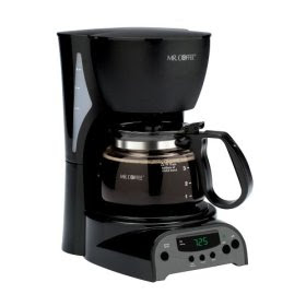 Mr Coffee DRX5 Coffee Maker Review