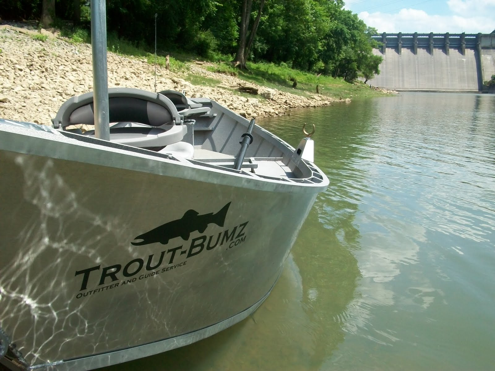 Trout bumz outfitter and guide service cumberland river for Cumberland river fishing