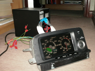 Nissan R34 LCD Multi Function Display