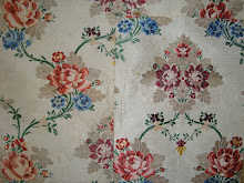 French silk complex brocade c1770