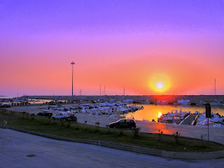 Il porto di Cirò Marina